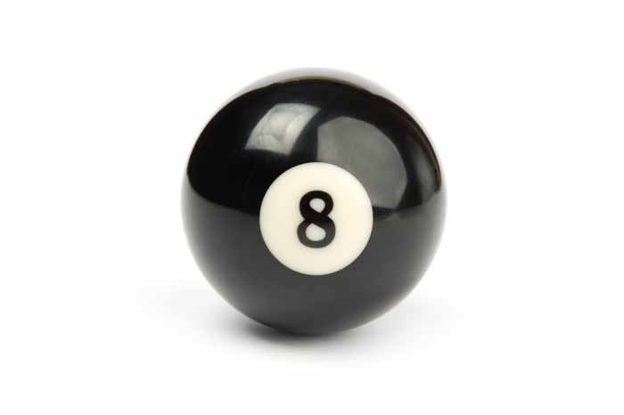 billiard ball portion size