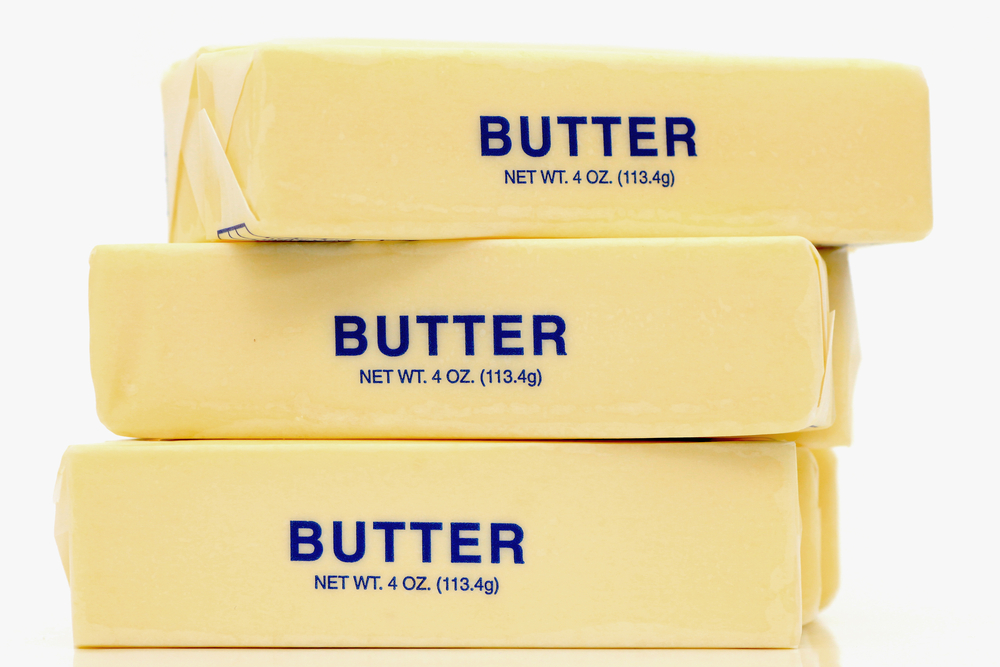 butter portion size