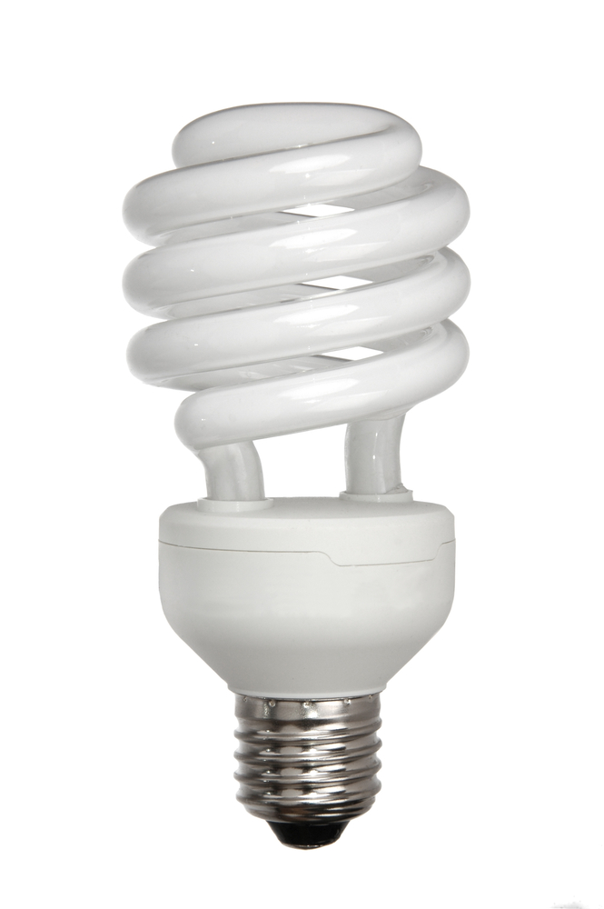 light bulb portion size