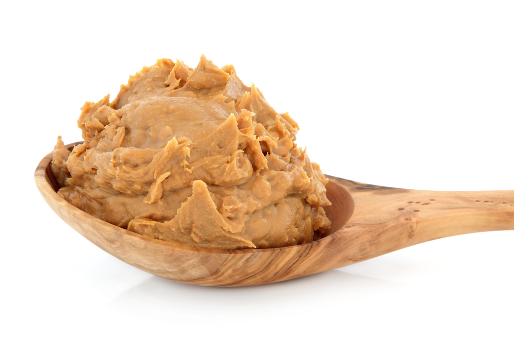 peanut butter portion size