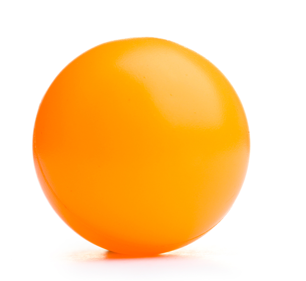 ping pong ball portion size
