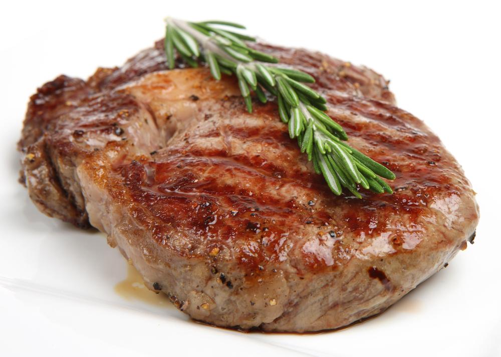 steak portion size