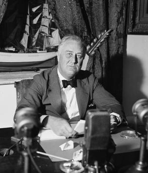 FDR, Franklin D Roosevelt