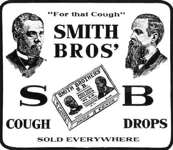 Smith Bros. Cough Drops