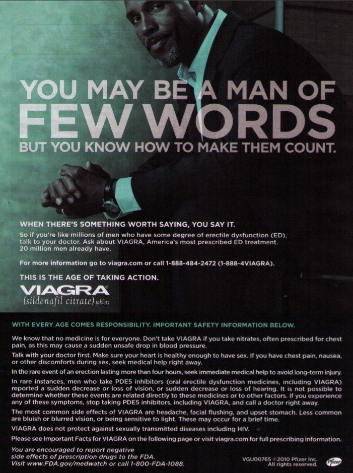 Viagra ad