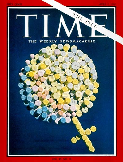 Apr 7 1967 cover of Time Magazine