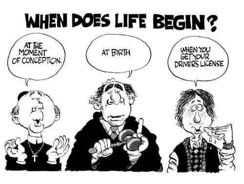 History of Abortion - ProCon org